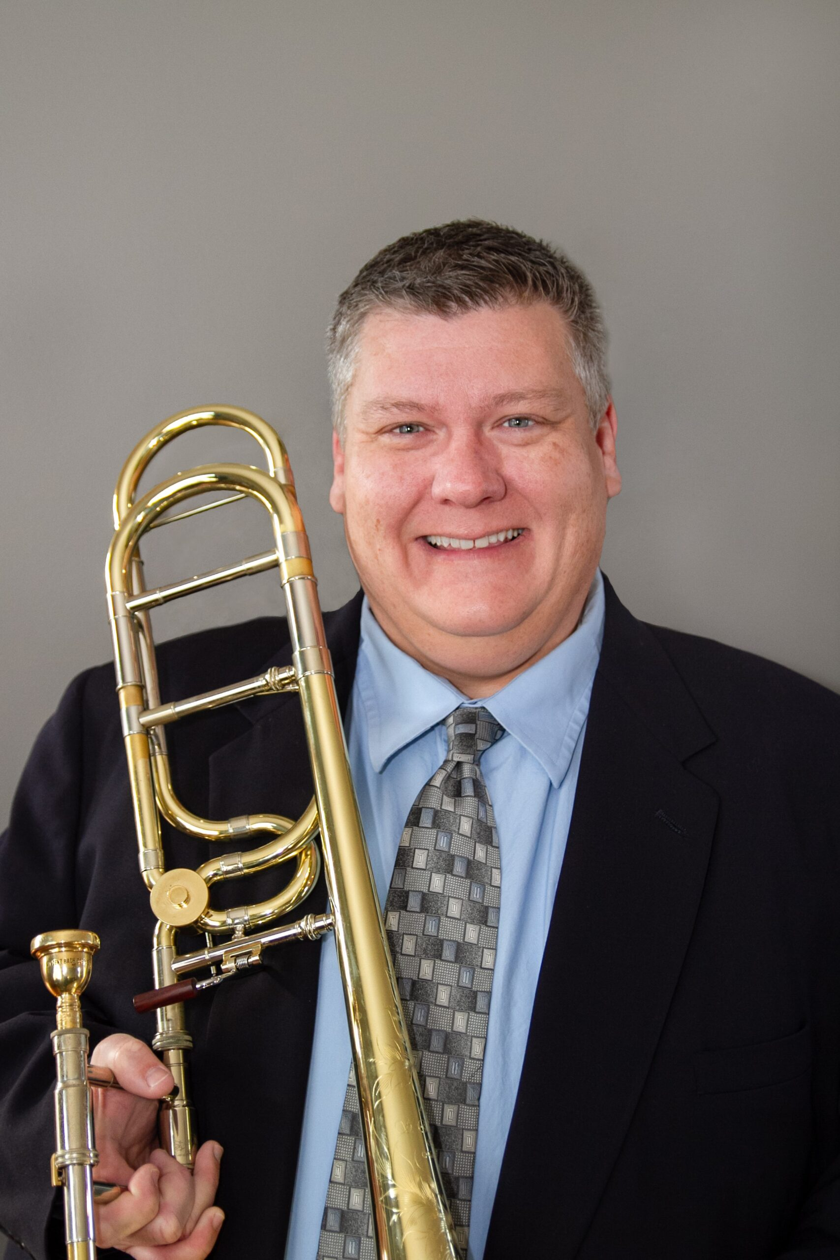Faculty (and Parent!) Feature: Timothy Riordan, Trombone